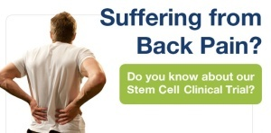 Stem cell clinical trial