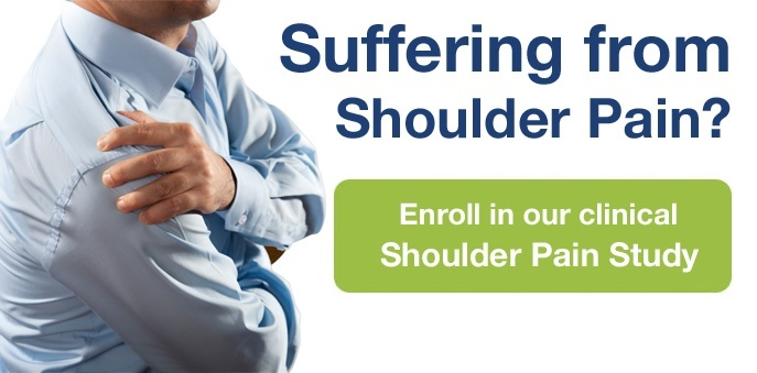 shoulder pain clinical trial