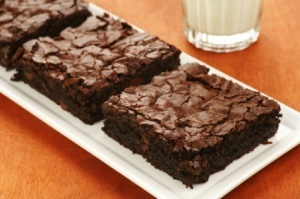 Sin-Free Spicy Brownies