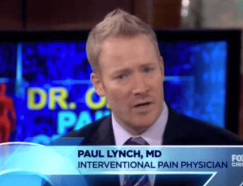 Dr. Lynch Chats with Dr. Oz