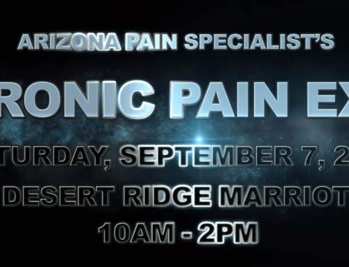 2013 Chronic Pain Awareness Expo Promo