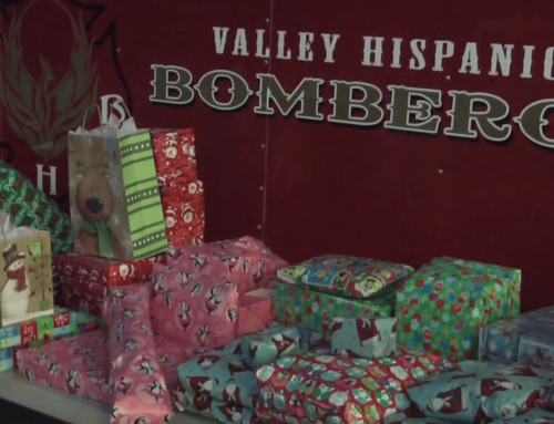 Valley Hispanic Bomberos Christmas Party