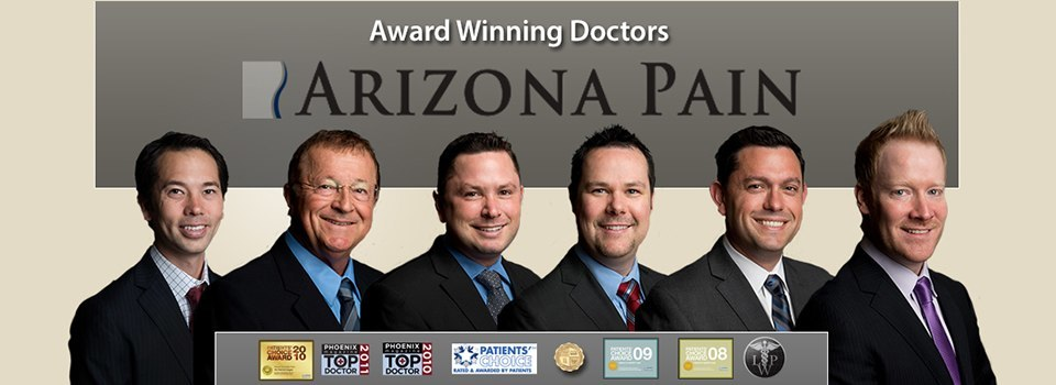 award winning pain doctors