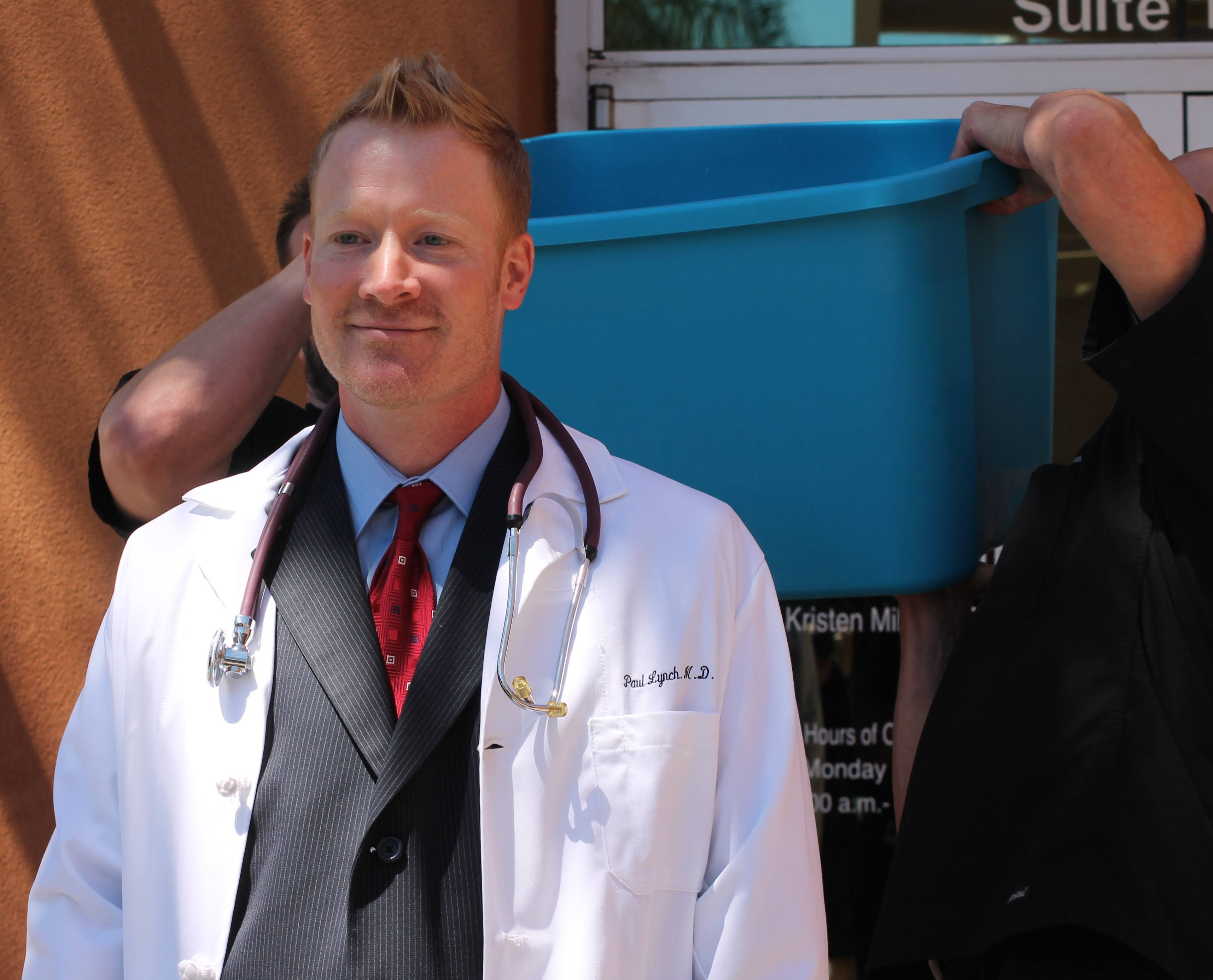 Dr. Lynch – Ice Bucket Challenge
