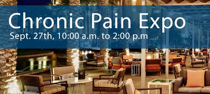 Chronic Pain Awareness Event