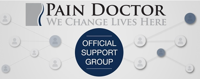 pain doctor chronic pain support group