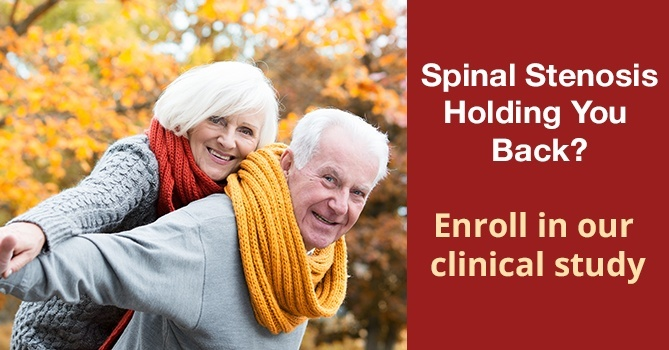 spinal stenosis study