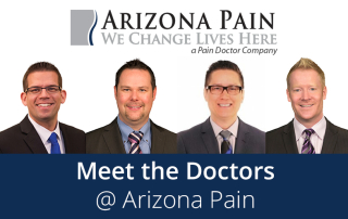 Meet The Doctors At Arizona Pain | ArizonaPain.com
