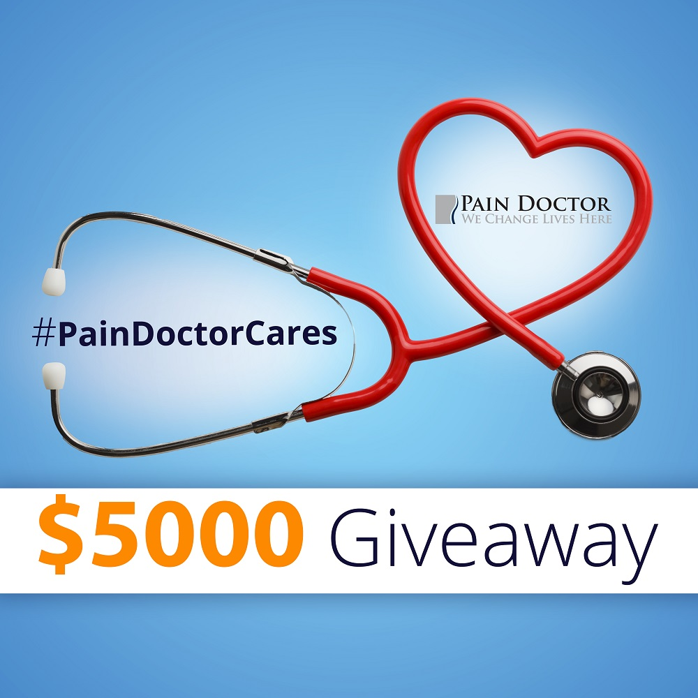 Your Questions Answered About The #PainDoctorCares Giveaway | ArizonaPain.com