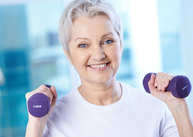 The Benefits Of Strength Training For The Elderly