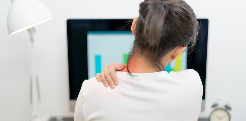What's Causing Pain Between Shoulder Blades, And How Can I Treat It? | Arizona Pain